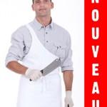tenue de boucher