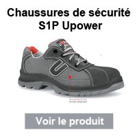 chaussures s1p  Upower