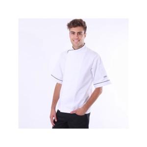 veste-de-cuisine-blanche-lisere-noir