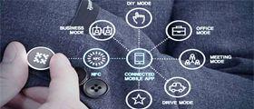 Les vêtements connectés, un futur envisageable