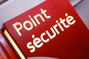 point sécurité