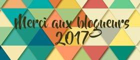 Merci aux blogueuses de 2017