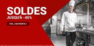 Soldes -45% cuisine