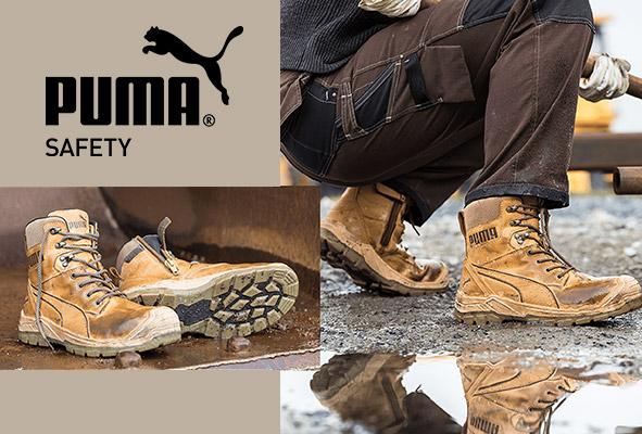 Les chaussures de sécurité Puma, quelles sont les particularités ?