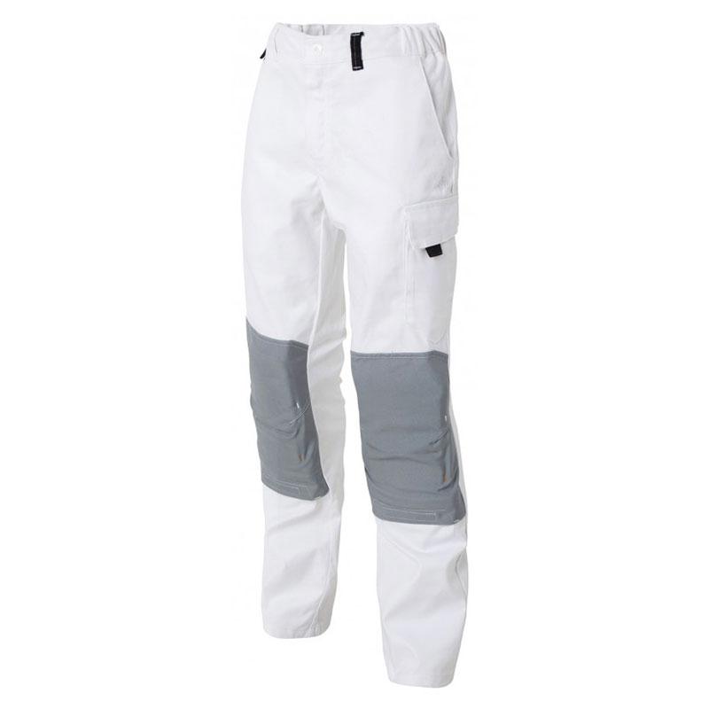 pantalon de travail Molinel blanc