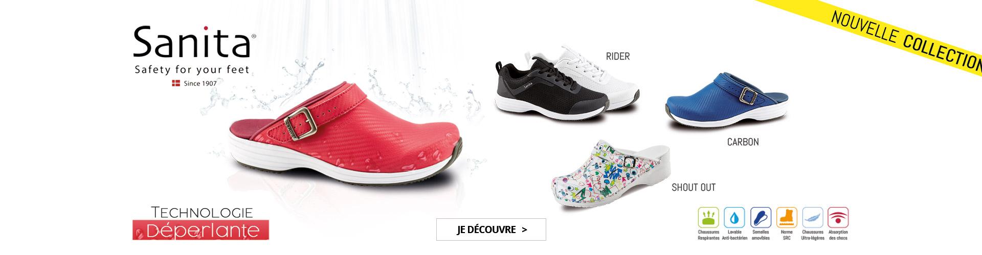 chaussures sanita