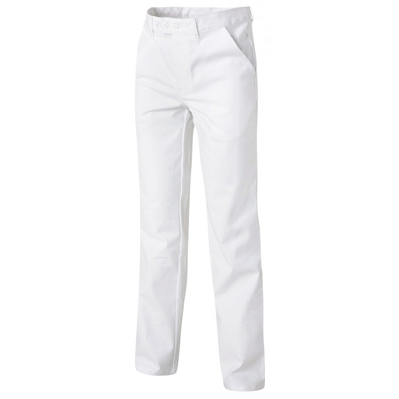 Pantalon blanc Molinel