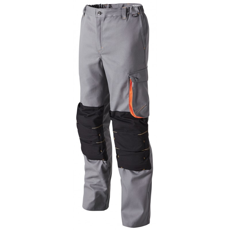 Pantalon Molinel gris