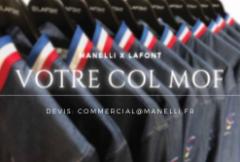 Veste MOF Lafont chez Manelli