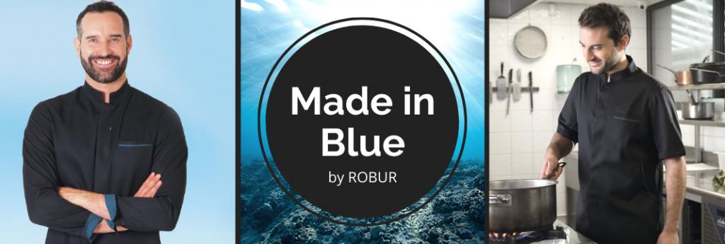 La gamme made in blue de Robur