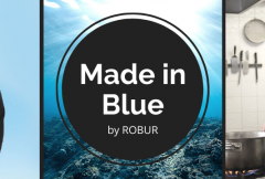 La gamme made in blue de Robur
